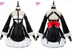 ALIVE 6 コスプレ マリー・ローズ コスプレ 衣装 ゴスロリ服