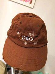D&G◆ドルチェアンドガッバーナ◆カジュアルキャップ◆帽子