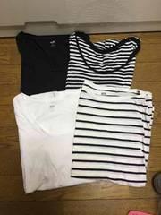 UNIQLO☆シンプルTシャツ☆まとめ売り