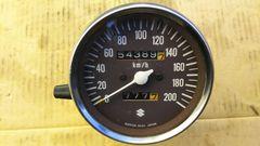 GS400実働スピードメーター作動確認済良品GT380GSX400CBX400タコエンジン