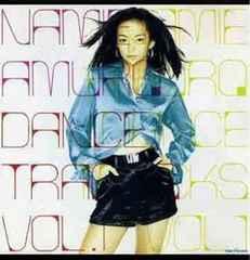 安室奈美恵【DANCE TRACKS VOL.1】アルバム 送料140円