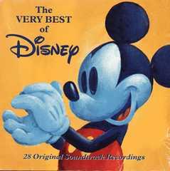 「ベスト・オブ・ディズニー」 美女と野獣 アラジン シンデレラ ピーターパン ピノキオ他