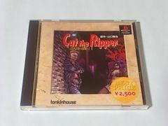 PSゲームソフト Cat the Ripper 13人目の探偵士 キャット・ザ・リパー