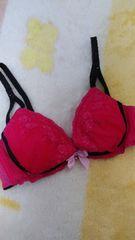 プレジャージーン★新品!可愛いピンクのブラ☆サイズC75★