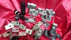 一眼カメラ・デジタルカメラ・その他カメラまとめて