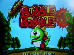 SUPER BUBBLE BOBBLE MD GENESIS