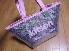 【セール】未使用キットソン/KITSONトートバッグ