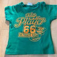 80センチ半袖Tシャツ