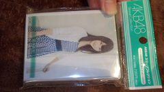 柏木由紀AKB48スリ-ブコレクション60枚入り定価735円