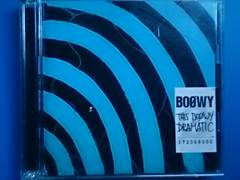 BOOWY THE BOOWY DRAMATIC DVD付