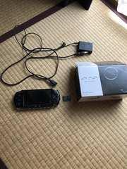 PSP 3000 PB ピアノブラック ソフト付き 美品