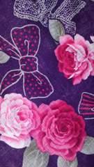 Kiss&Be80サイズ浴衣ドレス薔薇リボンレース甚平