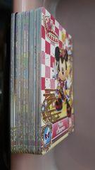 ディズニーマジックキャッスルカード48枚詰め合わせ福袋