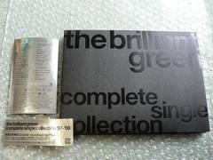 the brilliant green【complete single collection…】初回盤DVD