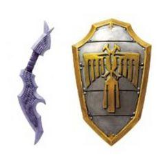 ドラゴンクエスト レジェンドアイテムズ ウェアラブル ウィングエッジ/はがねの大盾
