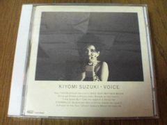 鈴木聖美CD VOICEヴォイス廃盤