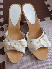Mサイズの靴 ヒール9�p