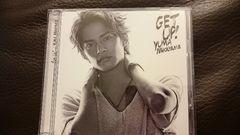 中山優馬「Get Up!」初回DVD付/NYC