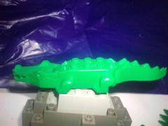 LEGOワニ1990年代製Aランク