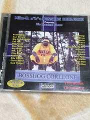 MIKE-D BOSSHOG CORLEONE G-RAP 2CD