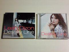 ■初回盤CD+DVD デスティニーライン/リアディゾン■DestinyLine/LeahDizon