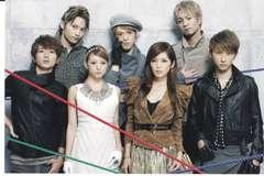 AAA●Charge&Go!●メンバー集合●ポストカード●未使用●非売品