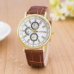 今回限り490円★人気の腕時計!シンプル! 初期不良保証