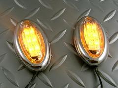 おしゃれ!汎用・高輝度・LEDサイドマーカー type5