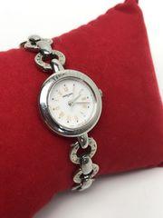 T129 美品★ マリクレール レディース 腕時計 ブレスレット