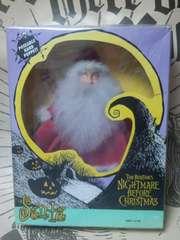 希少【ハズブロ】ナイトメア・ビフォア・クリスマス『サンタ』ビンテージパペット 未使用