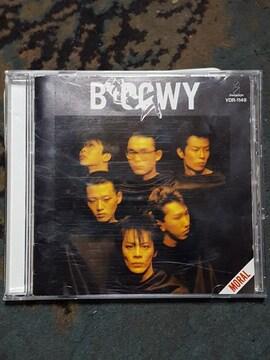 BOOWY(氷室京介.布袋寅泰他) MORAL 86年盤