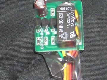 ドアミラー自動格納キット AVV50 カムリ