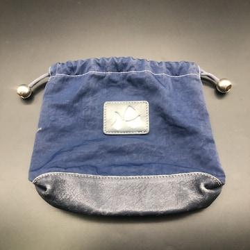 即決 KITAMURA 巾着ポーチ 巾着袋