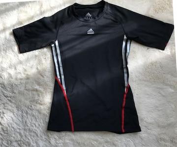adidas Tシャツ  150センチ  TECFIT