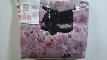 未開封 レジカゴエコバッグ/ショルダータイプ ミニーマウス柄 ¥1200