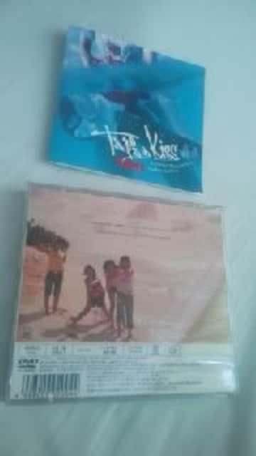 ZONE/太陽のKiss 帯付 特典DVD付き仕様 < タレントグッズの