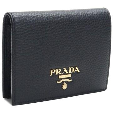プラダ アウトレット 2つ折り財布 1MV204-O 2E3A F0002