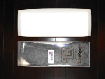 ★襟巻き Lon-Reuge シープファッションファー