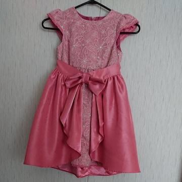 anyFAMkids☆発表会や結婚式に☆2wayドレス☆size110