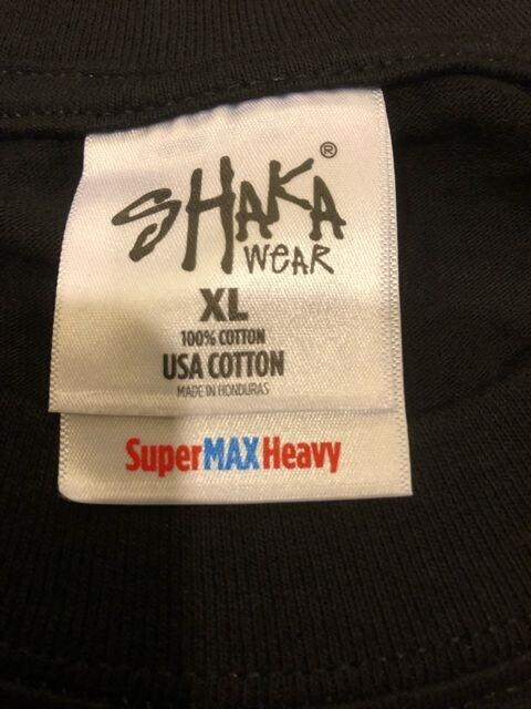 LA直輸入  California 黒ブラック  sizeXL 厚手  Z1 < 男性ファッションの