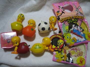 ルーニー・テューンズ:Looney Tunes メモスタンド/クリーナー/フォトフレーム/ケース