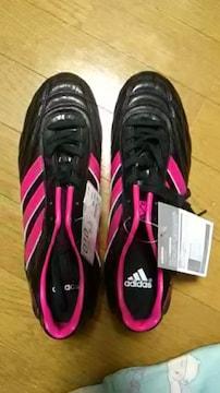 新品*タグ付き*adidas*サッカーシューズ