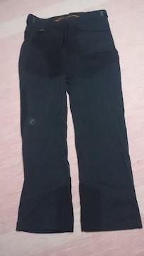 ジャックウルフスキン パンツ Mサイズ 黒