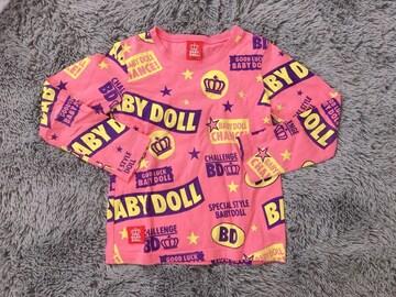 BABY DOLL★ロンT120