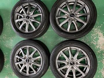 6081261)激安マナレイスポ-ツAW国産タイヤ4本軽自動車155/65R14送料無料