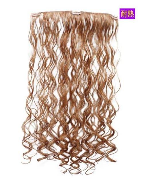 SALE【耐熱】Wigs2you★W-903★ロングエクステンション★茶  < 女性ファッションの