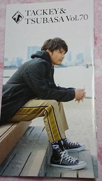 タッキー&翼  ☆ ファンクラブ 会報vol.70