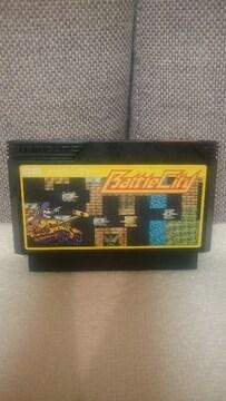 中古 貴重!ファミコン カセット バトルシティー ナムコ09 1985