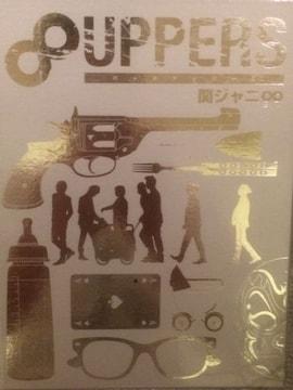 激安!激レア!☆関ジャニ∞/∞UPPERS☆初回スペシャル盤/CD+2DVD