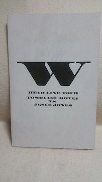 布袋1994年ツアーパンフレット 希少品